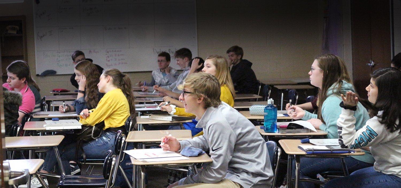 classroom side